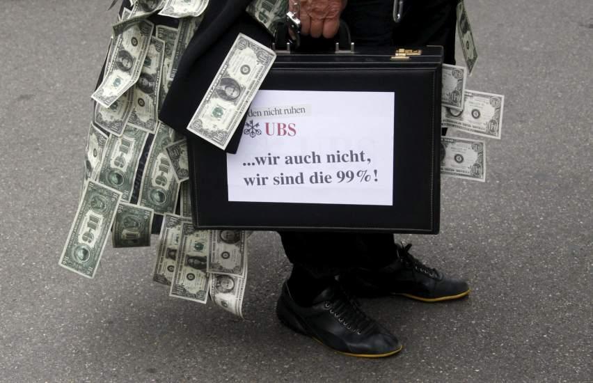 Protesta en Zúrich